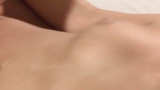Smooth shaved pussy Milf banging