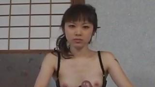 Tomoka Matsunami is flexible