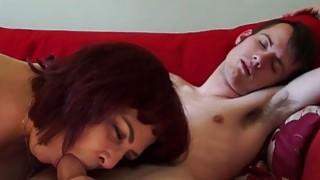 AgedLove Mature Christina and Sam Bourne together