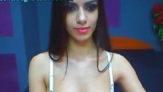 Stunning Latina Deepthroat (フェラ)blowjob hot video