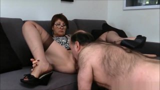 pussy licking slave 57
