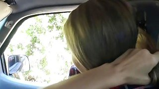 Hot and texan Jill Kassidy shows her tits to dude and gets banged