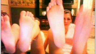 chatroulette girls feet 104
