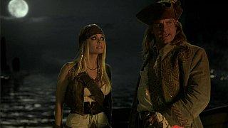 The porno caribbean of pirates Pirates Of